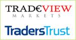 TradeviewとTradersTrust